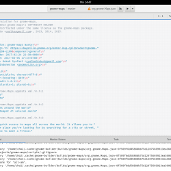 Memasang dan Menggunakan GNOME Builder pada openSUSE