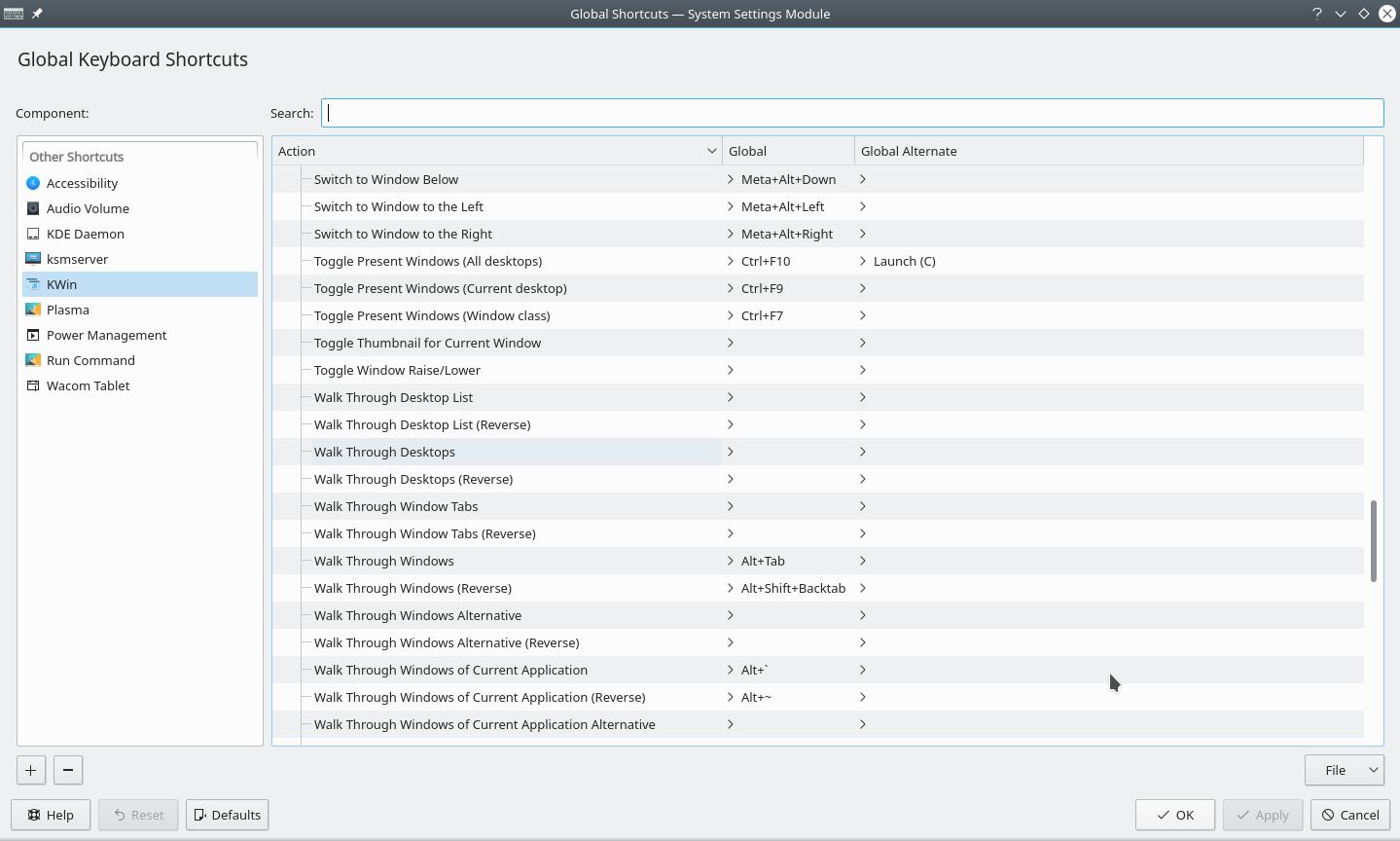 Mengaktifkan Fitur Usap dengan 3 Jari pada Touchpad di openSUSE